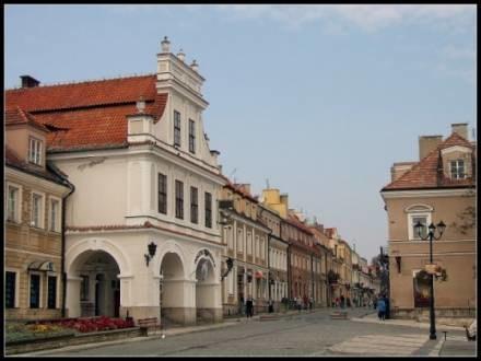 Konferencja odbędzie się w Sandomierzu /INTERIA.PL