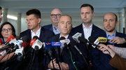 Konferencja opozycji w Sejmie: Jest zapowiedź współpracy