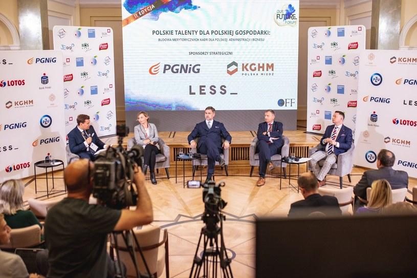 Konferencja Our Future Forum /materiały prasowe