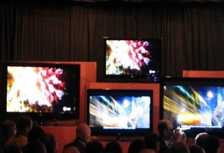 Konferencja prasowa LG - prezentacja nowych telewizorów /INTERIA.PL