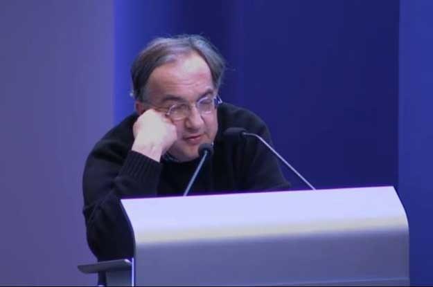 Konferencja prasowa Marchionne zakończyła się dzisiaj tuż przed 2 w nocy polskiego czasu /