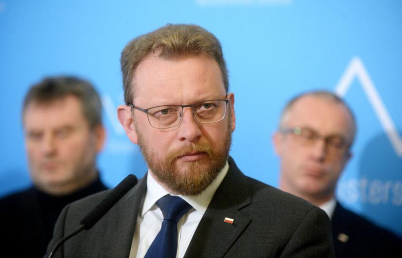 Konferencja prasowa ministra zdrowia na temat leków z metforminą /Jan Bielecki /East News
