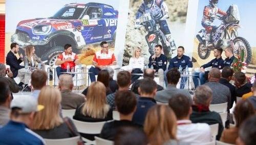 Konferencja prasowa Orlen Teamu /ORLEN Team /Materiały prasowe