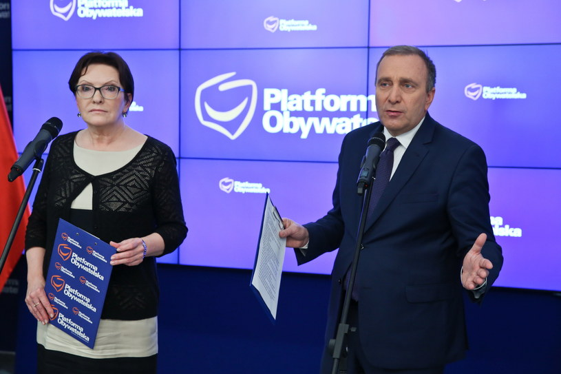 Konferencja prasowa PO ws. aborcji /Rafał Guz /PAP