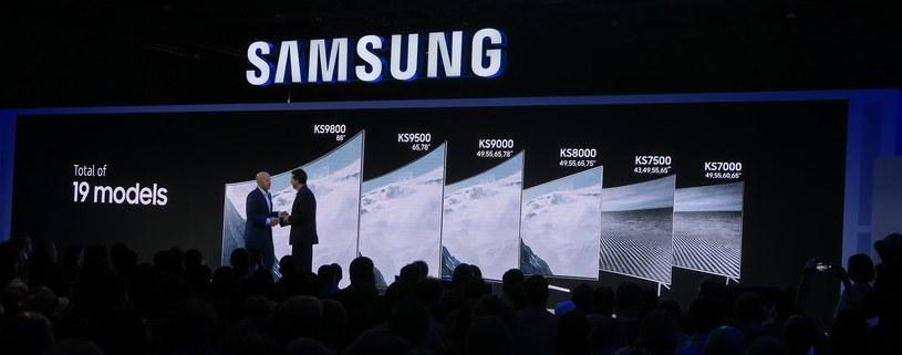 Konferencja Samsunga na targach IFA 2016 /INTERIA.PL