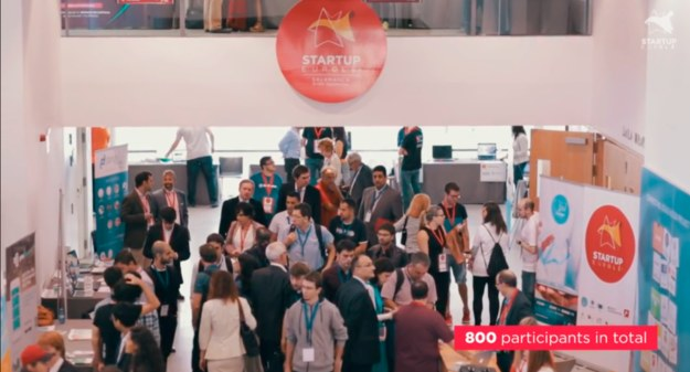 Konferencja StartUp Ole! Fot. materiały prasowe /&nbsp