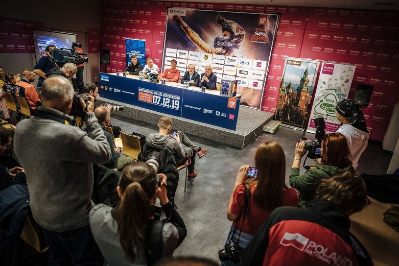 Konferencja SuperEnduro /Piotr Staroń /materiały prasowe