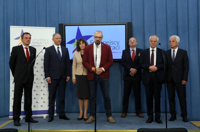 Konferencja w Sejmie /Tomasz Gzell /PAP
