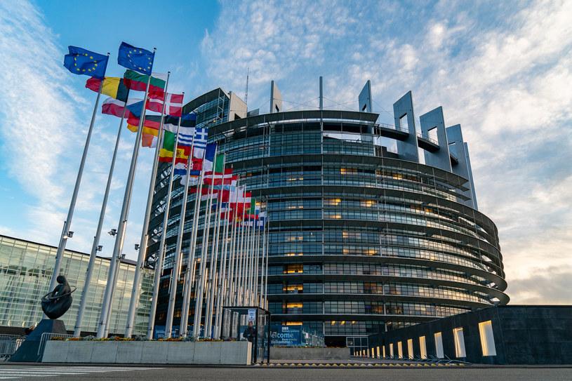 Konferencja ws. przyszłości Europy zakończy się opracowaniem raportu, na zdjęciu gmach Parlamentu Europejskiego w Strasburgu /Flickr/European Parliament /materiały prasowe