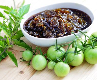 Konfitura i dżem z zielonych pomidorów