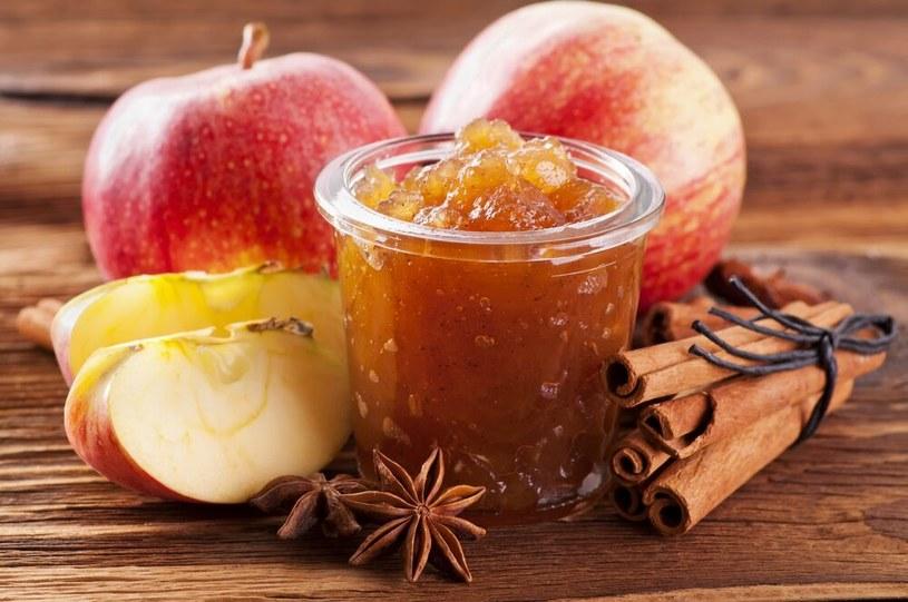 Konfitura jabłkowa z rodzynkami /materiały prasowe