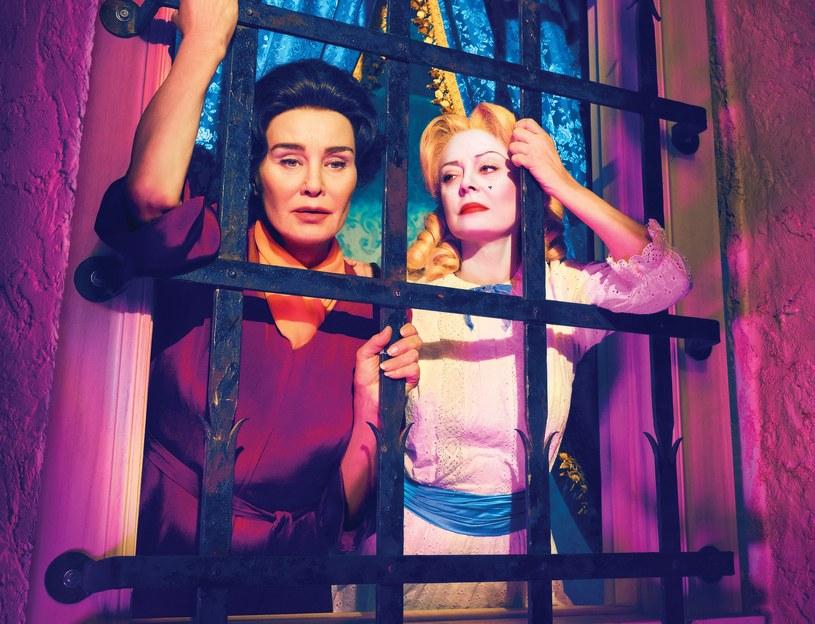 """Konflikt: Bette i Joan"": Jessica Lange, Susan Sarandon /FOX"