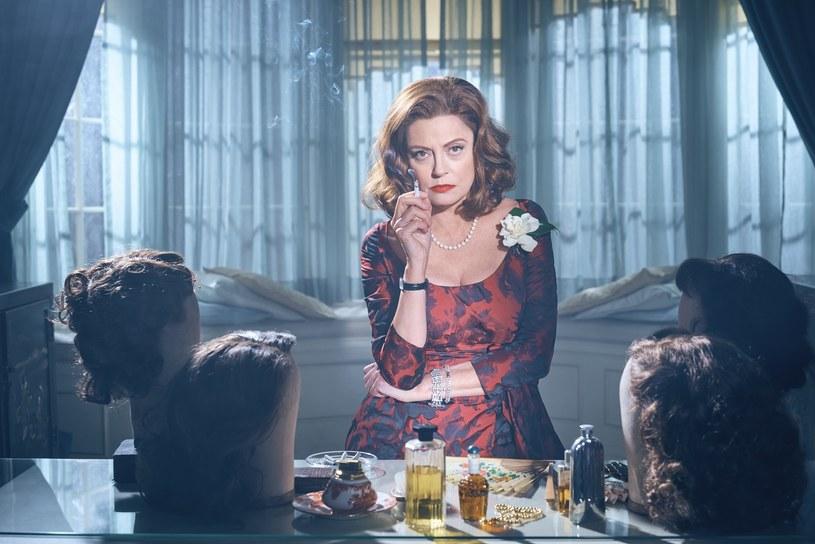 """Konflikt: Bette i Joan"": Susan Sarandon jako Bette Davis /FOX"