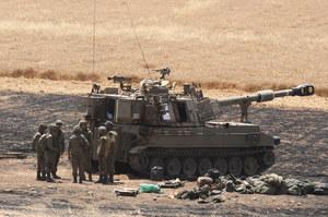 Konflikt izraelsko-palestyński. Sześciu żołnierzy nie żyje
