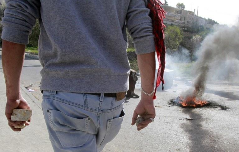 Konflikt izraelsko-palestyński /AFP