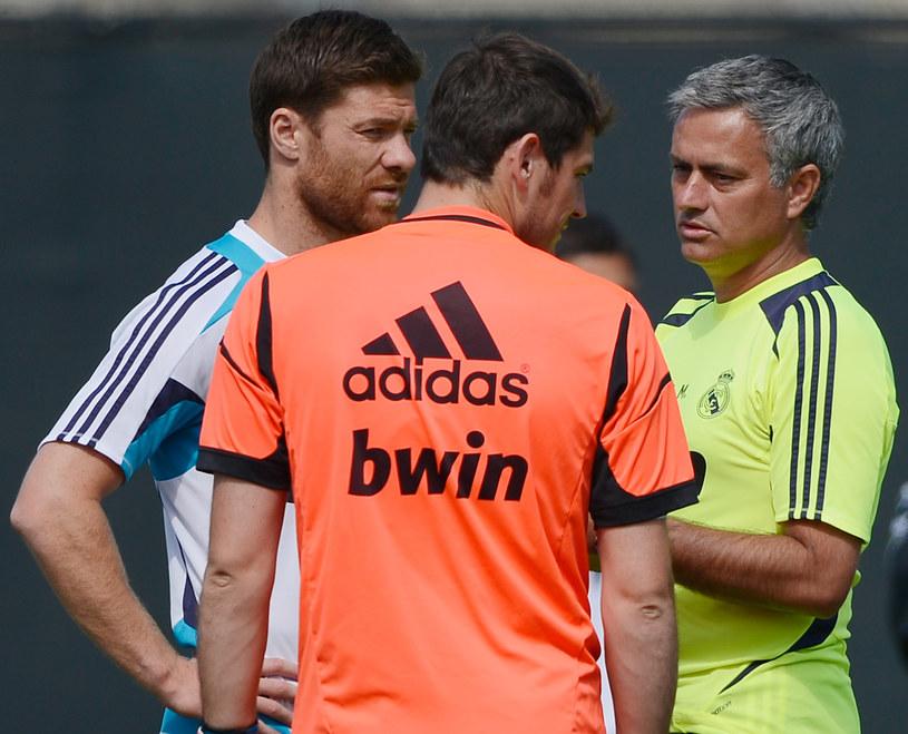 Konflikt Jose Mourinho z Ikerem Casillasem trwa od kilku miesięcy /AFP