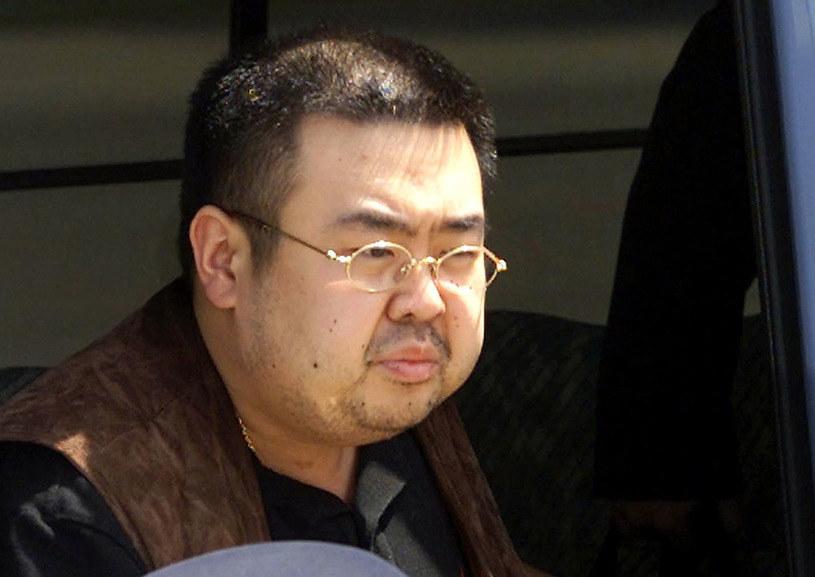 Konflikt miedzy państwami jest spowodowany śmiercią Kim Dzong Nama /TOSHIFUMI KITAMURA /AFP