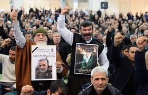 """Konflikt na linii USA-Iran. """"Spodziewam się kolejnych ataków"""""""