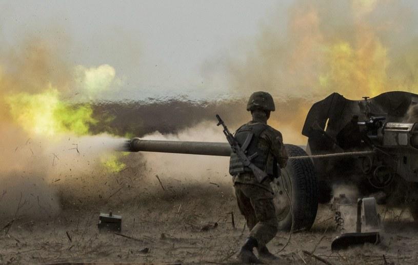 Konflikt na Ukrainie trwa od 2014 roku //IRINA GORBASYOVA /PAP/EPA