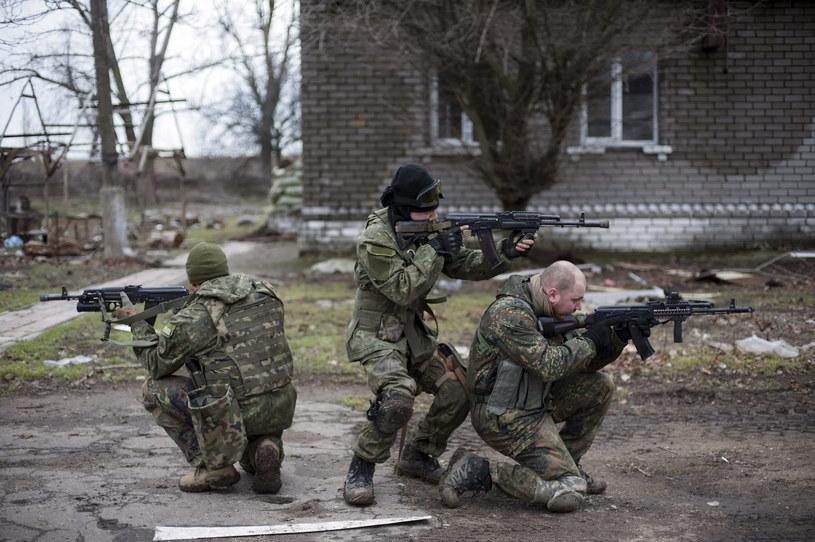 Konflikt na Ukrainie wciąż się nasila /PAP/EPA