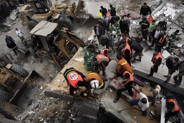 Konflikt narasta /AFP