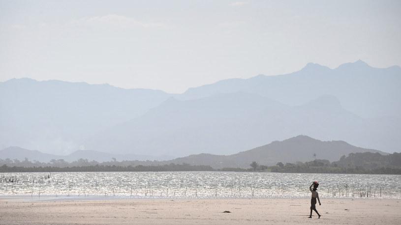 Konflikt w Syrii mógł być konsekwencją braku dostępu do wody pitnej /AFP