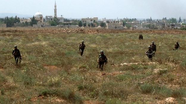 Konflikt w Syrii trwa od 2011 roku /SANA / HANDOUT /PAP/EPA