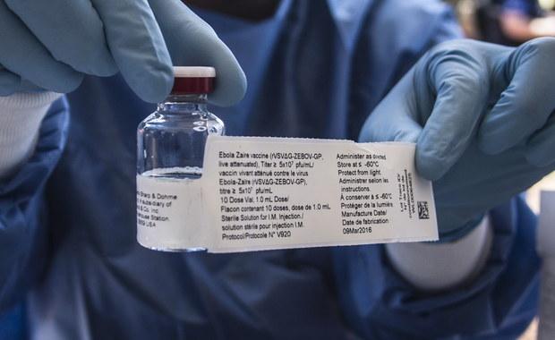 Kongo: Dziewięć ofiar kolejnego nawrotu epidemii eboli