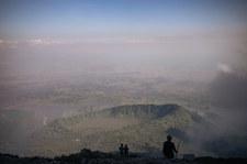 Kongo: Pył opada po wybuchu wulkanu Nyiragongo. Trwa liczenie strat