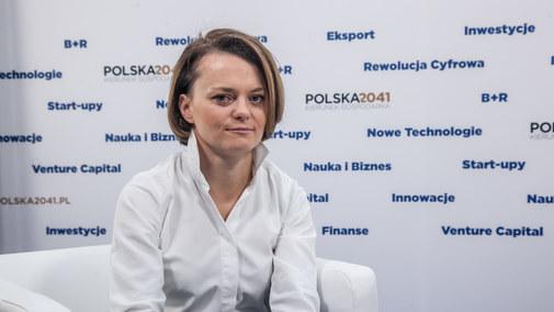 Kongres 590: Jadwiga Emilewicz, podsekretarz stanu, Ministerstwo Rozwoju