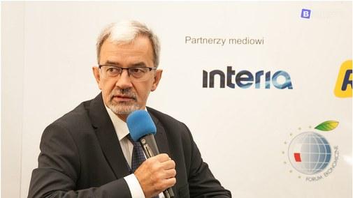 Kongres 590: Jerzy Kwieciński, sekretarz stanu, Ministerstwo Rozwoju