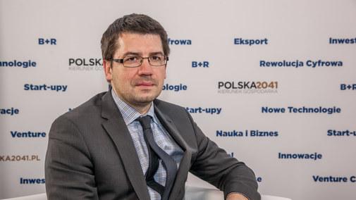 Kongres 590: Mariusz Haładyj, wiceminister rozwoju o Konstytucji dla biznesu