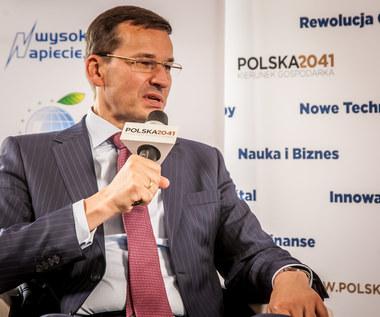 Kongres 590: Mateusz Morawiecki gościem specjalnym w studiu Interii