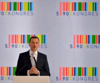 """Kongres 590: Mateusz Morawiecki, wicepremier o """"Konstytucji dla biznesu"""""""