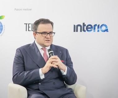 Kongres 590: Michał Krupiński, prezes PZU
