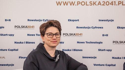 Kongres 590: Patrycja Klarecka, prezes PARP