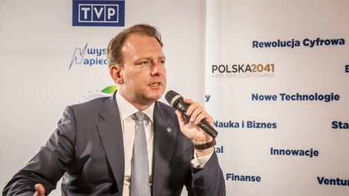 Kongres 590: Paweł Surówka, prezes PZU