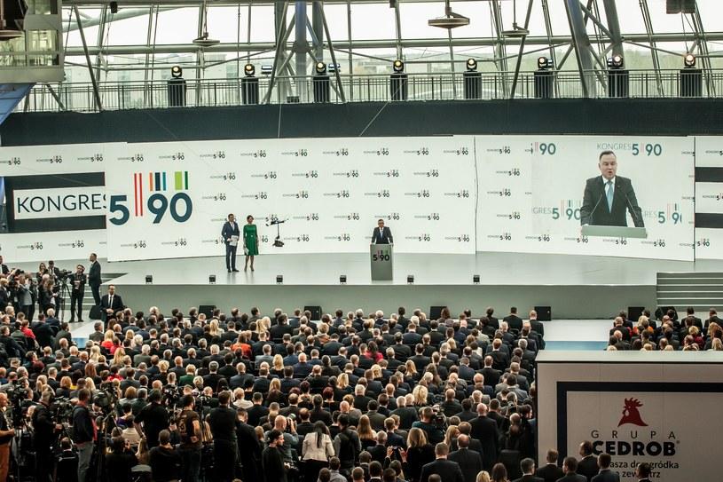 Kongres 590 w Jasionce pod Rzeszowem /INTERIA.PL