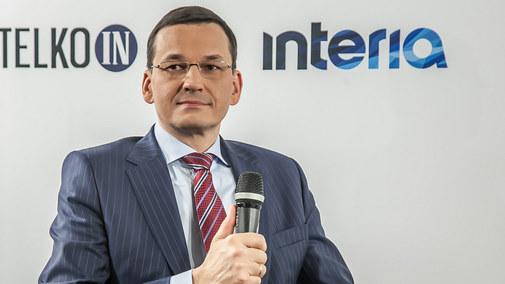 """Kongres 590: Wicepremier Morawiecki prezentuje """"Konstytucję dla biznesu"""""""