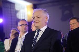 Kongres wyborczy Porozumienia. Jarosław Gowin wybrany na prezesa partii