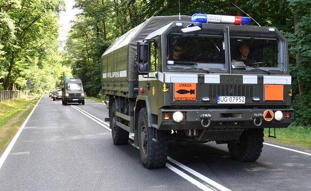 Koniec akcji saperów w Kołobrzegu. Trzy bomby wydobyte z Bałtyku