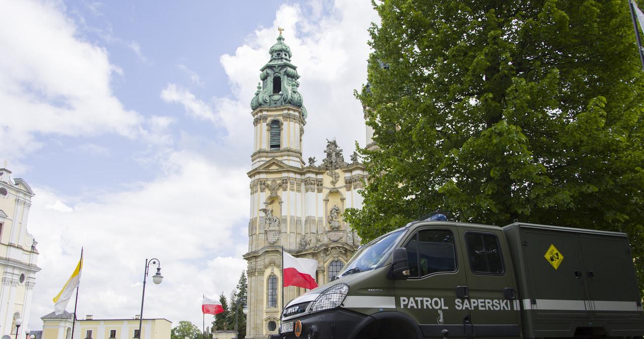 Koniec akcji saperów w Krzeszowie. Żaden znaleziony przedmiot nie był zagrożeniem dla turystów