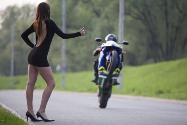Koniec bezkarności motocyklistów? / Fot: Dariusz Borowicz /Reporter
