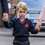 Koniec beztroskiego dzieciństwa. Książę George wchodzi do Firmy