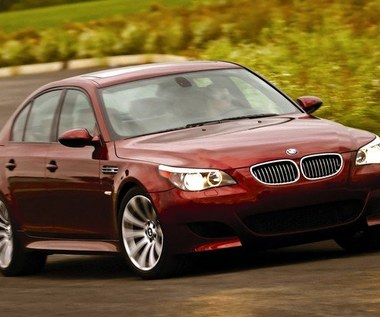 Koniec BMW M5