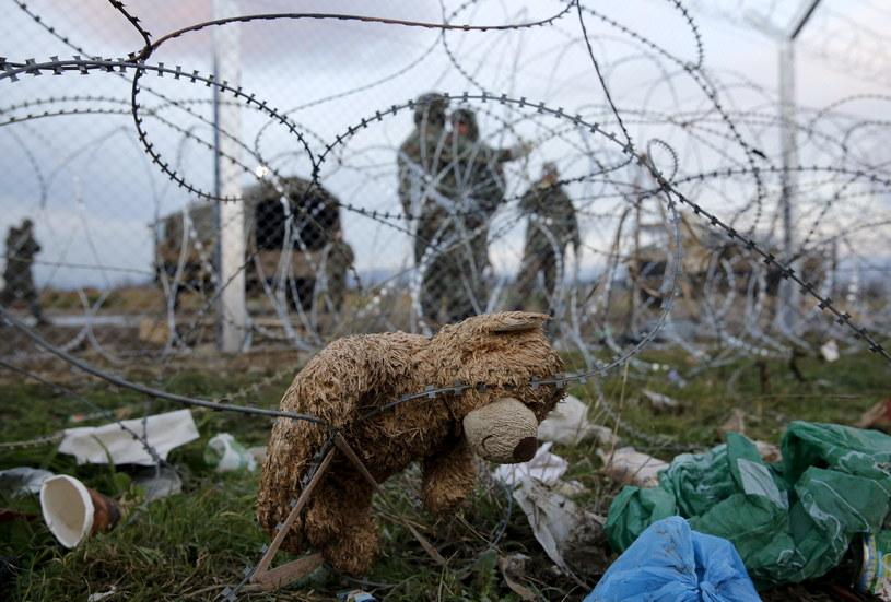 Koniec Europy bez granic? / Yannis Bebekharis /Agencja FORUM