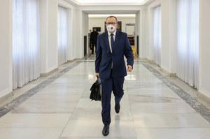 Koniec kadencji Adama Bodnara jako RPO. Na zakończenie mówi: Szczepcie się