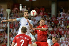 Koniec marzeń o awansie. Anglicy pokonali Polaków