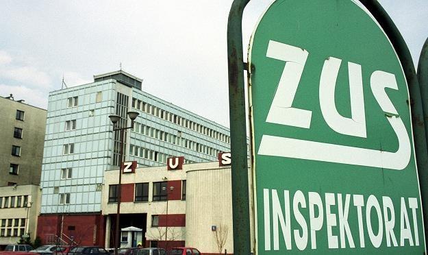 Koniec marzeń o niższym ZUS-ie? fot. Wojciech Traczyk /Agencja SE/East News