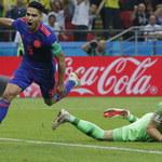 Koniec marzeń o wyjściu z grupy. Polska przegrywa z Kolumbią